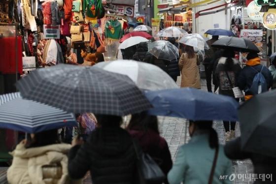 [오늘 날씨]오후부터 중부지방 비…일부 지역 건조특보 해소