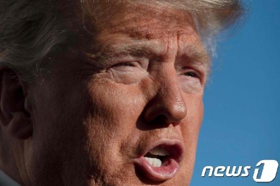트럼프, 김정은에 강력 경고