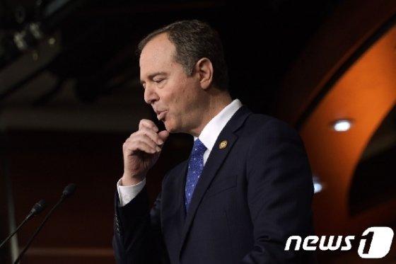 애덤 시프 하원 법사위원장. © AFP=뉴스1