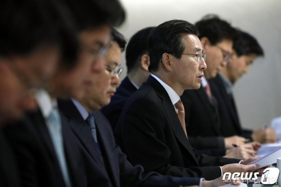 김용범 기재차관