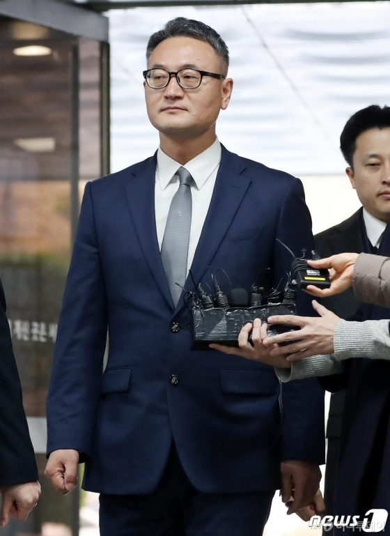 검찰, '금품수수' 이동호 전 군사법원장 구속기소