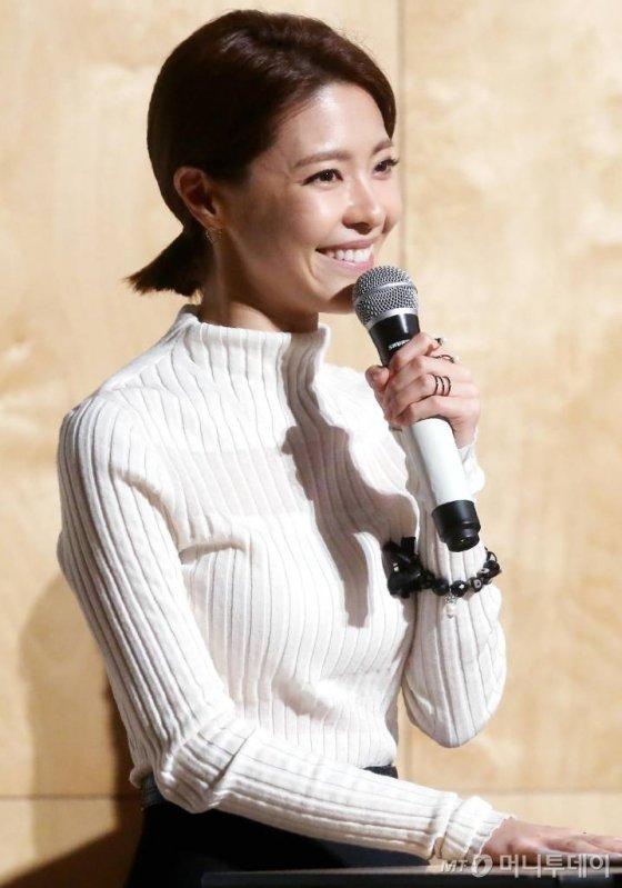 배우 이윤지/사진=홍봉진 기자