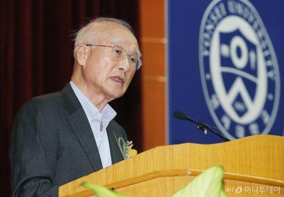 김우중 전 대우그룹 회장이 9일 숙환으로 별세했다./사진=이동훈 기자 photoguy@