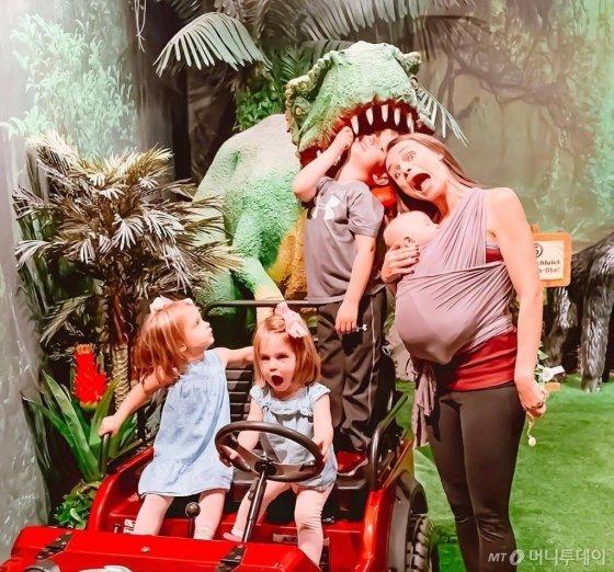 장난감 가게가 아닌 놀이공원을 지향하는 토이저러스 어드벤처/사진=토이저러스