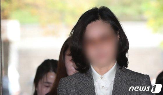 조국 전 법무부장관의 배우자 정경심 동양대 교수/뉴스1 © News1 허경 기자