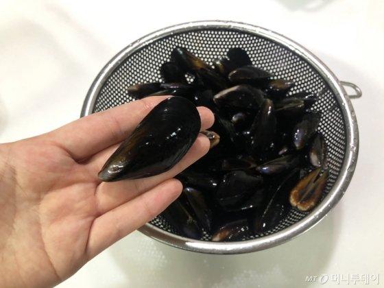 홍합/사진=신재은 에디터