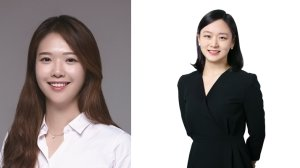 삼성증권 서근희(왼쪽) 김슬(오른쪽) 연구원. /사진제공=삼성증권