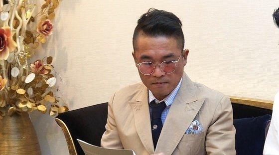 김건모. / 사진 = 뉴스 1<br>