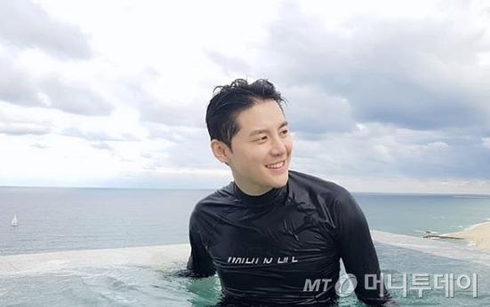 /사진=김준수 인스타그램