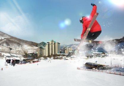 '설(雪)세권' 곤지암리조트에서 쾌적한 스키 즐겨볼까