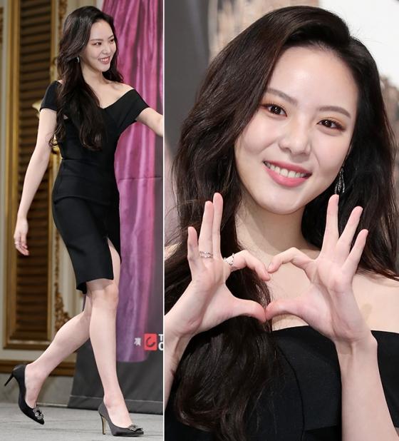 배우 이열음/사진=뉴스1