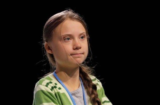 스웨덴 출신 16세 환경운동가 그레타 툰베리. /사진=로이터