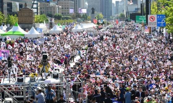 광화문·여의도·서초동 주말 집회