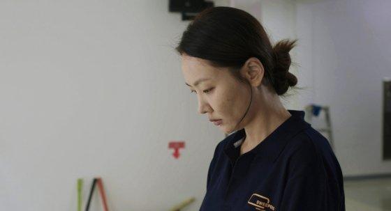 영화 '호흡'의 주연을 맡은 배우 윤지혜/사진제공=영화사 그램