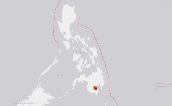 필리핀 남부서 규모 6.8 강진…