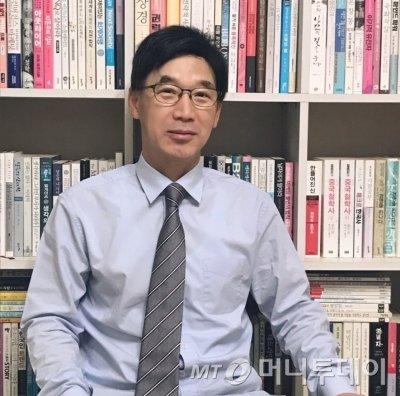윤형돈 기부링크 대표(인맥근육만들기 컨설턴트)