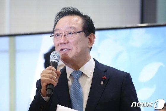송철호 울산시장. 2019.12.19/뉴스1 © News1 윤일지 기자