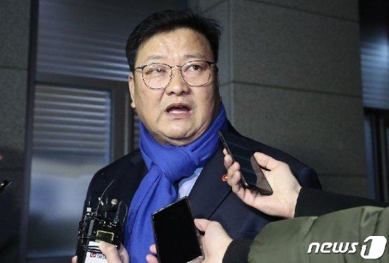 임동호 전 더불어민주당 최고위원. 2019.12.19/뉴스1 © News1 윤일지 기자