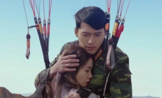 / 사진=tvN 드라마 '사랑의 불시착' 화면 갈무리