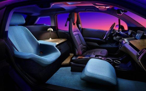 'CES 2020'에서 공개될 BMW 'i3 어반 스위트' 모습./사진제공=BMW코리아