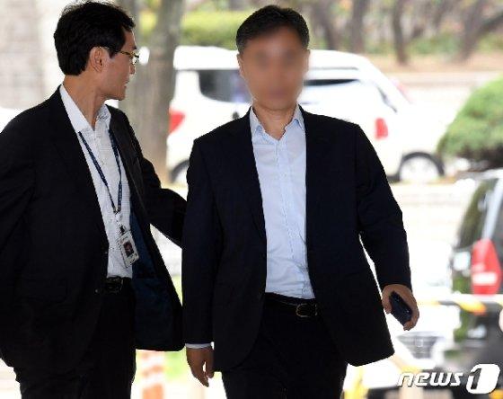 버닝썬 사건에서 클럽과의 유착 의혹을 받는 윤모 총경  © News1 성동훈 기자