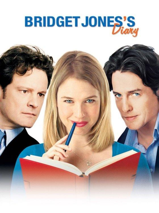 영화 '브리짓 존스의 일기(Bridget Jones's Diary)' 포스터. / 사진 = 아마존
