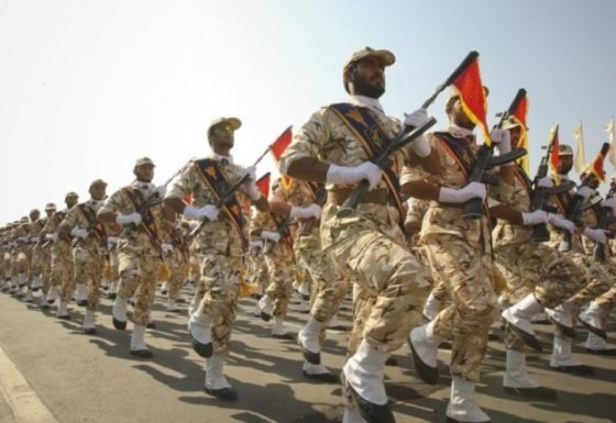 이란 군대. /사진 = 로이터
