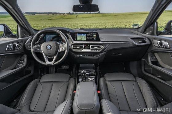 BMW '3세대 뉴 1시리즈' 모습. /사진제공=BMW 코리아