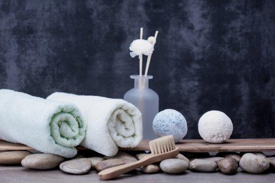 습기가 많은 화장실에 보관하는 목욕 용품들은 세균 증식을 유의하자./사진=이미지투데이