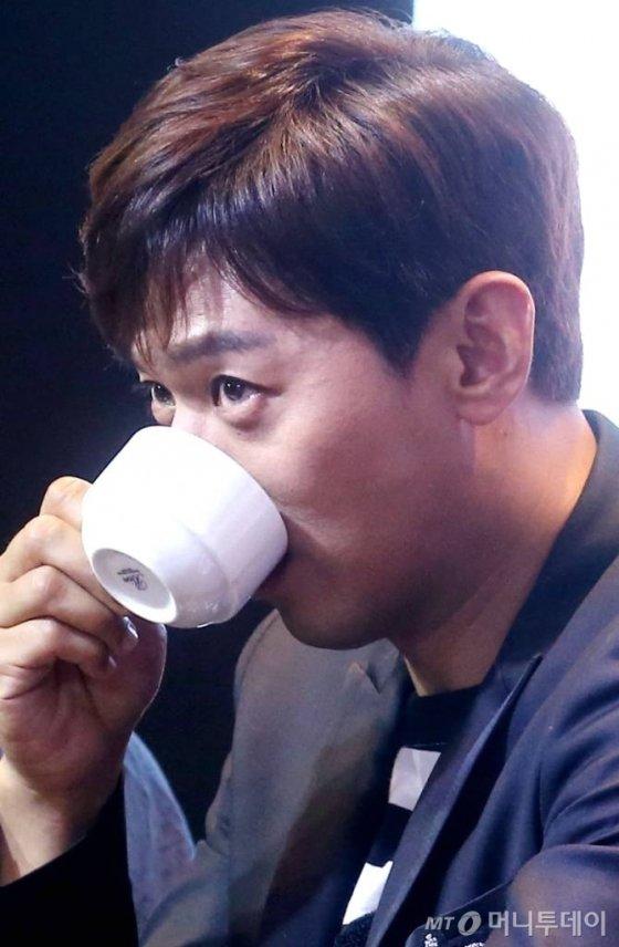 배우 주진모/사진=홍봉진기자 honggga@
