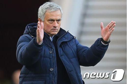 토트넘이 미들즈브러를 꺾고 FA컵 32강에 올랐다.  © AFP=뉴스1