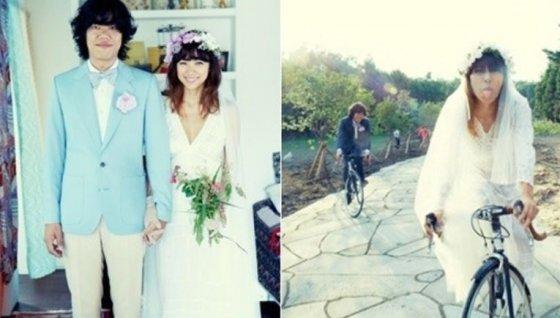 이효리 결혼식 사진 /사진=이효리 블로그