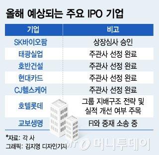 """IPO 조직 달라진 위상 """"50명은 돼야죠"""""""