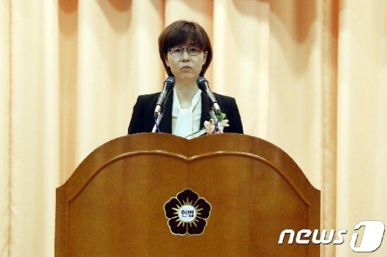 이미선 헌법재판관. /뉴스1 DB © News1 이승배 기자
