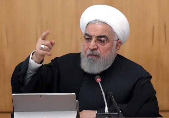 하산 로하니 이란 대통령 /AFPBBNews=뉴스1