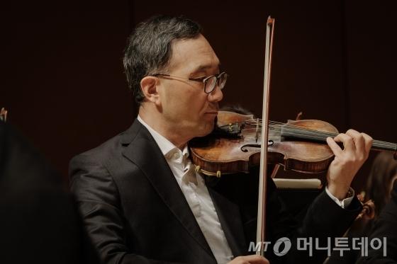 바이올린 켜는 의대교수의 특별한 나눔