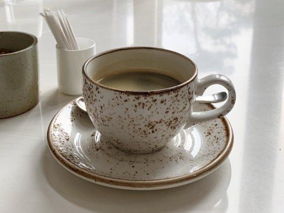 커피. /사진=김지성 기자