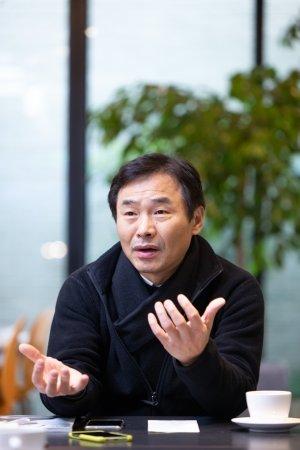 /사진=김상길 에이텍 대표