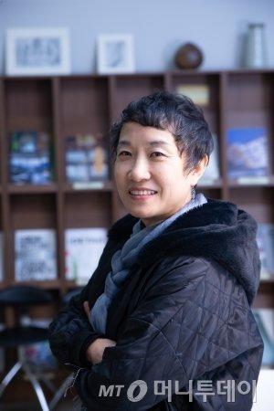 /사진=김희옥 에이텍 대표