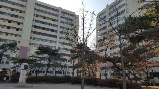 재건축 안전진단 'D등급'을 받은 목동 신시가지 6단지 모습 /사진=송선옥 기자