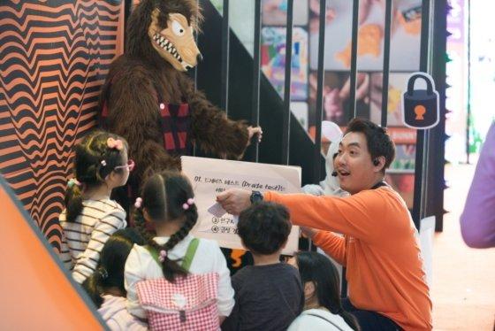 2015년 개최된 제 3차 동물실험 반대 엑스포. /사진제공=러쉬코리아