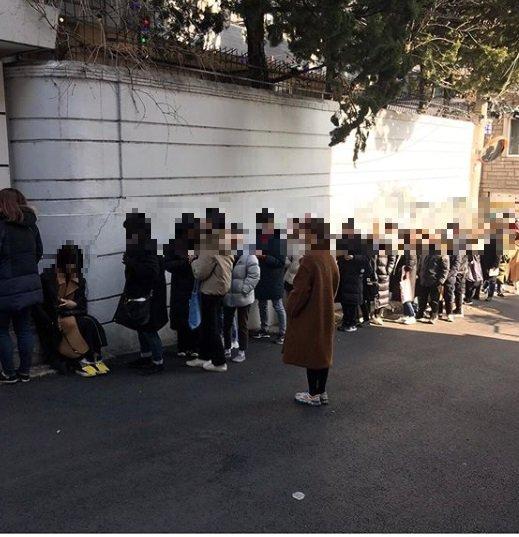 방송인 노홍철이 용산구 후암동에 오픈한 빵집. / 사진 = 인스타그램 갈무리