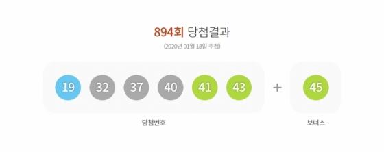 '로또 1등' 당첨금 23억7793만원…행운의 9명은?(상보)