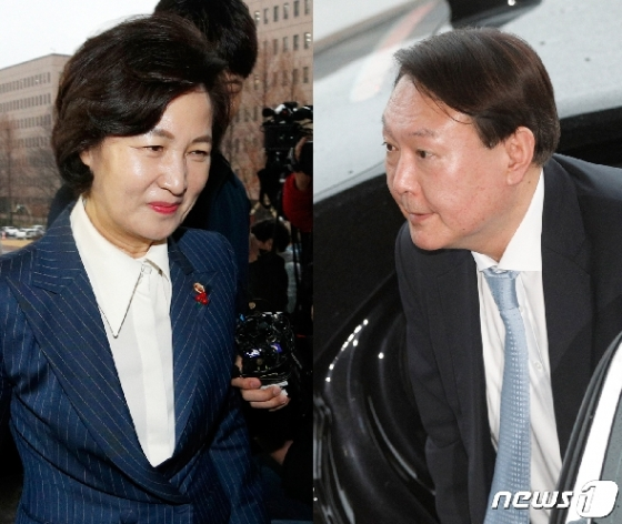 추미애-윤석열 '슈퍼위크'…윤