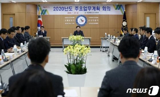 [사진] 서울시선관위, 국회의원선거 중점관리대책 회의
