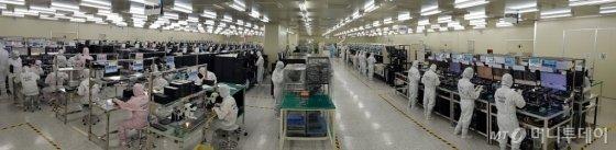 베트남 빈푹성에 있는 캠시스비나 생산라인. 스틱인베스트먼트는 2018년 캠시스비나에 2500만 달러를 투자했다. /사진제공=스틱인베스트먼트