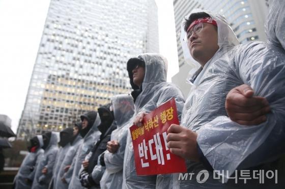 새 한국노총 위원장, 당선 후 기업은행으로 향한 이유는?