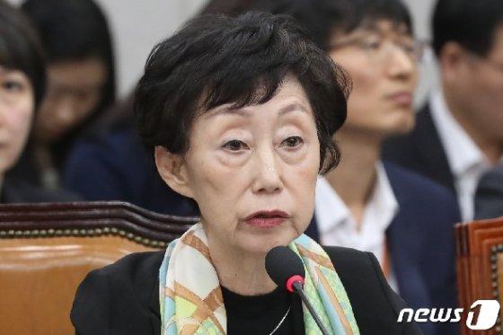 최영애 국가인권위원회 위원장© News1 임세영 기자