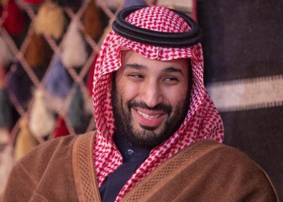 모하마드 빈 살만 사우디아라비아 왕세자/사진=AFP