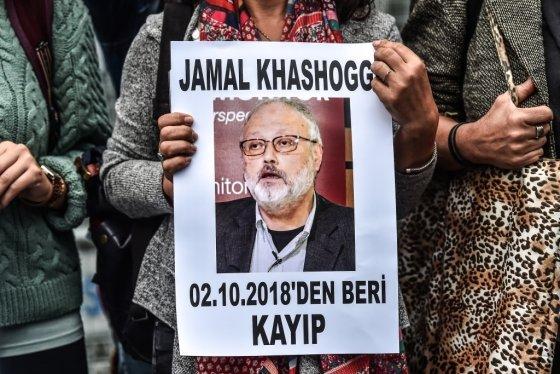 터키 주재 사우디 대사관에서 사우디 암살자들에게 살해된 언론인 자말 카슈끄지/사진=AFP